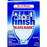 Finish Glass Magic Dishwasher Performance Booster: 16 OZ