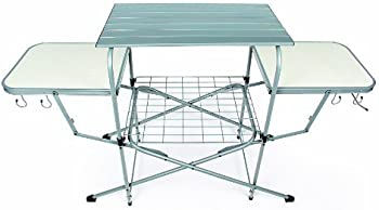 Camco Deluxe Grilling Table with Case