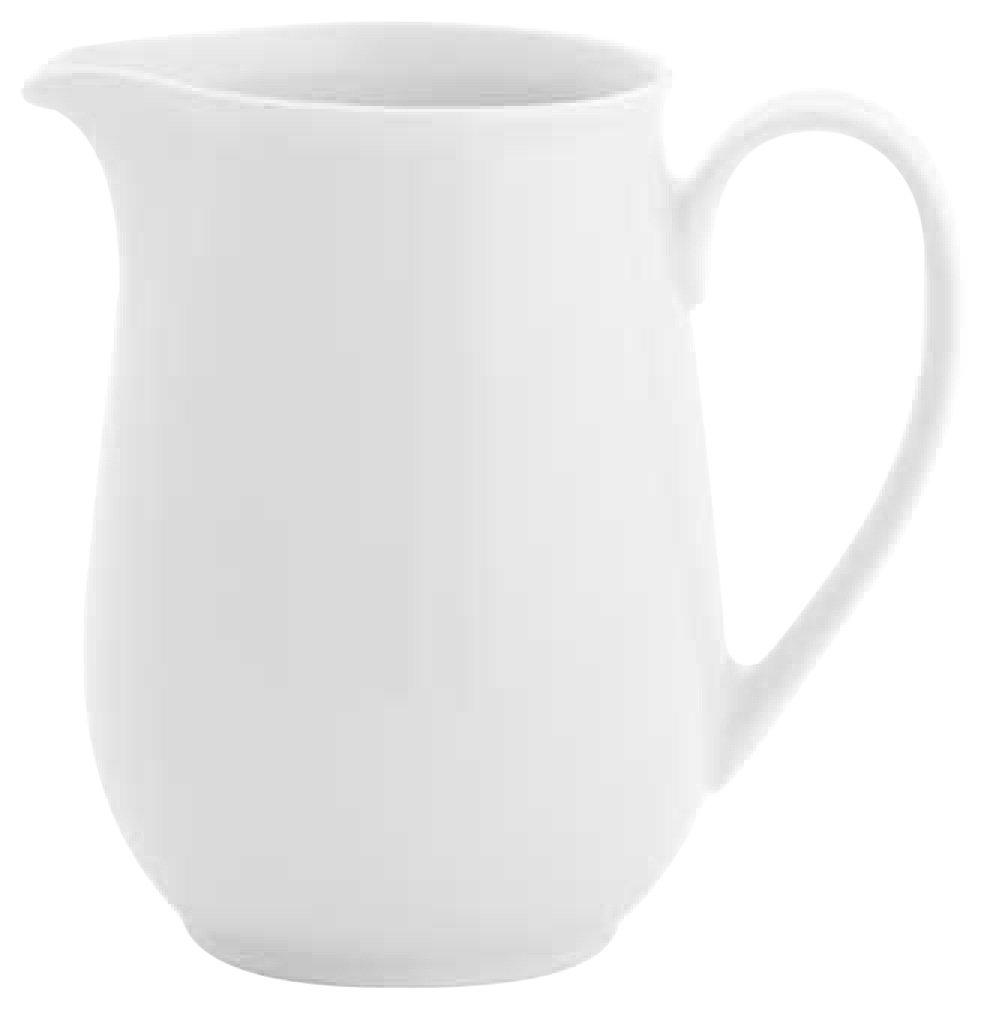 Kahla 571003A90057C Pronto - Jarra para la leche (0,25 l), color blanco   Más información y revisión del cliente