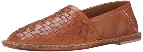 Cole Haan Men's Camden Woven Slip-On Loafer, British Tan, 9 M US