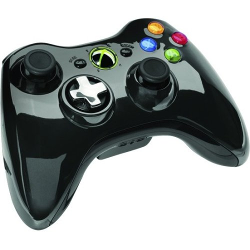 Xbox 360 Limited Edition Chrome Series Wireless ControllerXbox 360 Controller Chrome Series