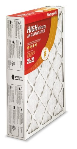 Honeywell CF100A1009 High Efficiency Air Cleaner Filter-  16 x 25 x 4 - 2 pack (Honeywell Air Filters 16 25 1 compare prices)