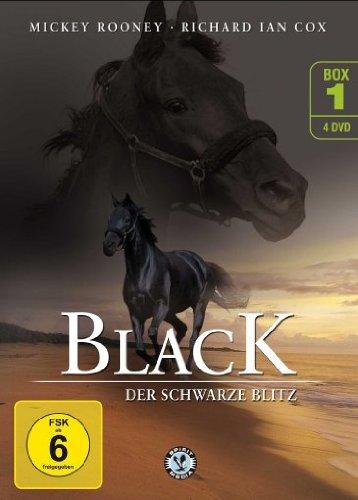 Black - Der schwarze Blitz DVD 1