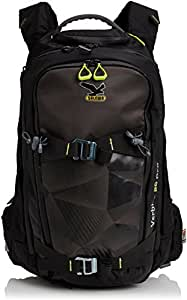 Avalanche Verbier 26 Pro Airbag-Rucksack Without Trigger Unit Black/Carbon Size:One size