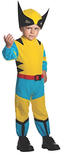 Rubie's Costume Baby Boy's Marvel Classic Costume Wolverine, Multi, Toddler