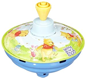 Winnie The Pooh Humming Top from Winnie The Pooh