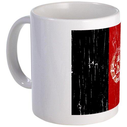 Cafepress Vintage Afghanistan Mug - Standard