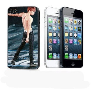 Super Junior EunHyuk The Same Style Cool Cell Phone Cases For iPhone5 Customized Phone Cases