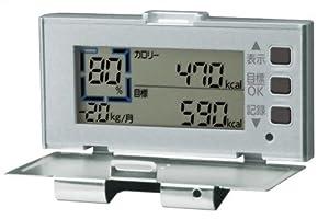 パナソニック(Panasonic) 活動量計 デイカロリ シルバー調 EW-NK50-S