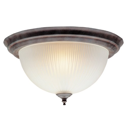 Westinghouse #67142 2LGT Sienn Ceiling Fixture
