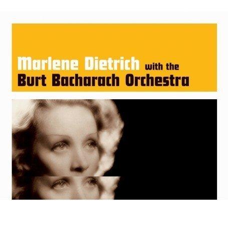 Marlene Dietrich - With the Burt Bacharach Orchestra - Zortam Music