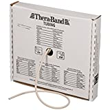 Thera Band 25-Feet Dispenser Box Exercise Tubing, Tan