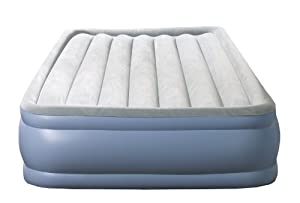 Simmons Beautyrest 16-Inch Double/Full Hi-Loft Express Air Bed w/ Pump