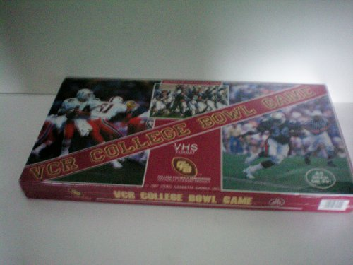 VCR College Bowl Game - 1