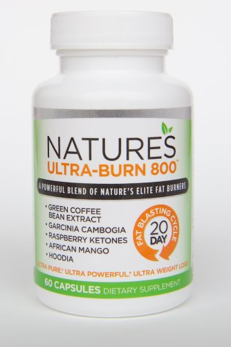 nature 39 s ultra burn 800 green coffee bean garcinia cambogia rasberry ketones african mango. Black Bedroom Furniture Sets. Home Design Ideas