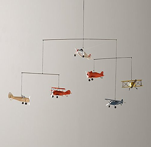 Airplane Baby Mobiles
