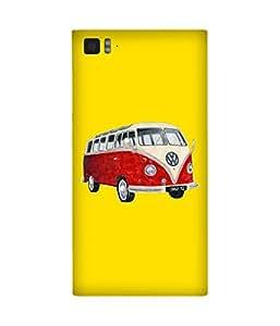 Mini Van Xiaomi Mi 3 Case