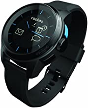 Cookoo watch CKW-KK002-01 Montre bluetooth pour smartphone Noir sur Noir