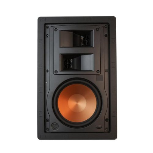 "Klipsch R-5650-S Ii 6.5"" In-Wall Dipole Speaker - Each (White)"