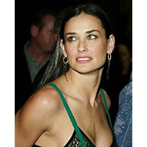 DEMI MOORE 8x10 COLOR PHOTO