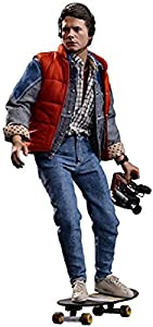 Movie Master Piece Back to the Future Marty McFly 1/6 scale plastic