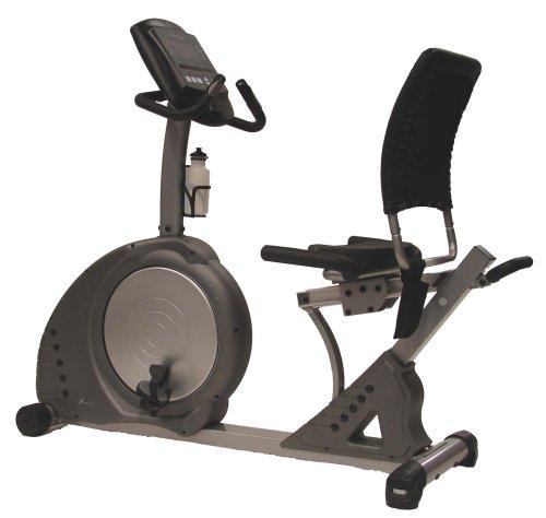 Body Max XRM7000 Electromagnetic Recumbent Exercise Bike