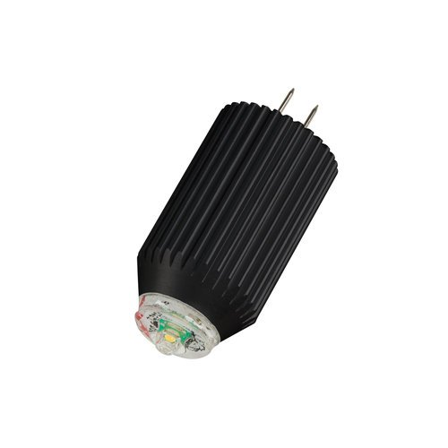 Kichler Lighting 18043 Energy Efficient 2W 12V 3000K 300-Degree Omni Directional G4/T3 Bi-Pin Led Bulb, Pure White, 6-Pack