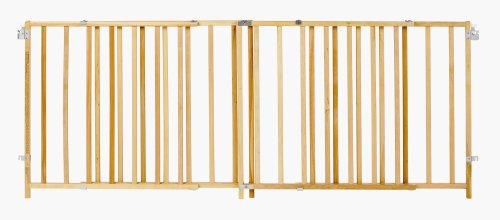 North States Supergate X Wide Swing Wood Gate