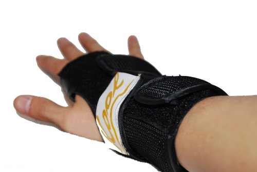 ★ wrists set ★ wrist protectors and wrist / arm protectors and wrist guard [snowboard / skateboard / inline skating / roller blading / roller skating /BMX / bike and other hard sports] (M)