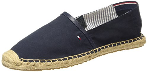 Tommy Hilfiger Sm-l1285ana 6c1 Espadrilles da Donna, Colore Blu (Midnight 403), Taglia 40 EU (6.5 UK)