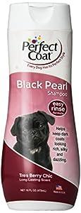 Perfect Coat Black Pearl Dog Shampoo, 16-Ounce (I640)