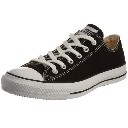 Converse Allstar All Star Core Ox Canvas Black M9166 4 UK
