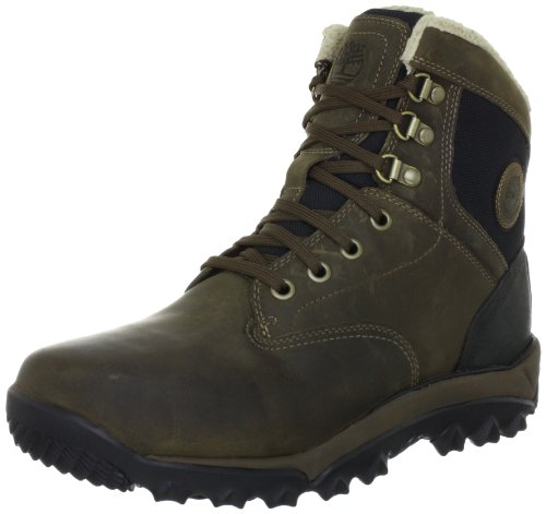 Timberland Men's Earthkeepers Winter Mid Boot,Dark Olive,10.5 M US