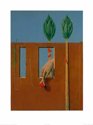 Max Ernst - Au premier mot limpide