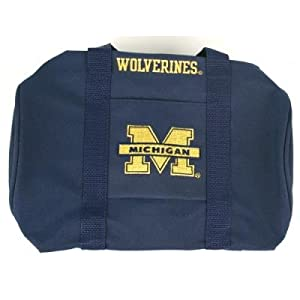 Buy Michigan Wolverines NCAA Mini Duffle Bag by Mighty Mac