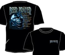 BEER PRAYER SHIRT - PARTY T-SHIRTS - DRINKING SHIRT - BEER T-SHIRTS