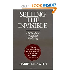 Selling the Invisible - Henry Beckwith