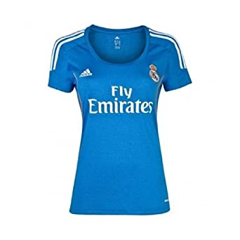 Buy Adidas Real Madrid Away Women jersey 2013 14 by adidas