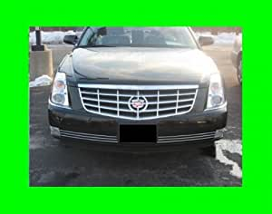 2006 2009 cadillac deville dts chrome grille. Black Bedroom Furniture Sets. Home Design Ideas