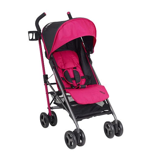 Babies R Us Zobo Lightweight Stroller Magenta front-208127