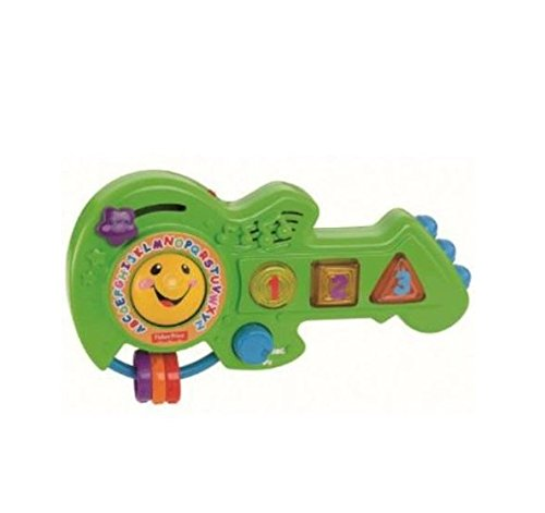Fisher-Price Laugh & Learn Jam & Learn Guitar - 1