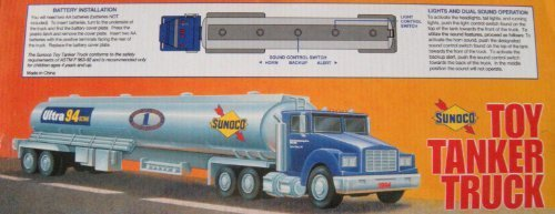 Sunoco Toy Tanker Truck (1994) by Sunoco