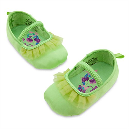Disney Tinker Bell Costume Shoes for Baby 0-6 Months