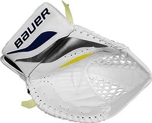Bauer Reactor 6000 Brian Elliott Goalie Catch Glove [SENIOR] by Bauer