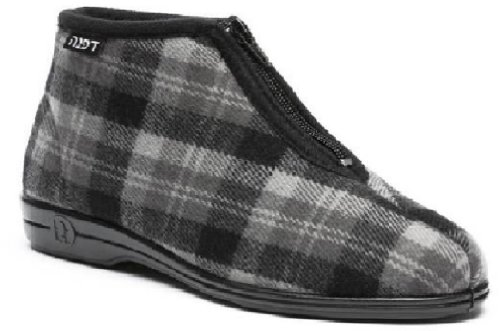 Teva Naot: Dafna Men's Dorm Slipper,42 EU,Grey