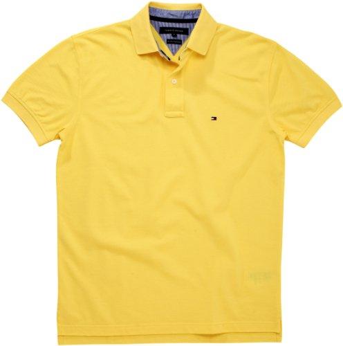 Tommy Hilfiger Men's New Tommy Knit Polo Shirt