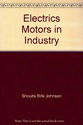 Electrics Motors In Industry