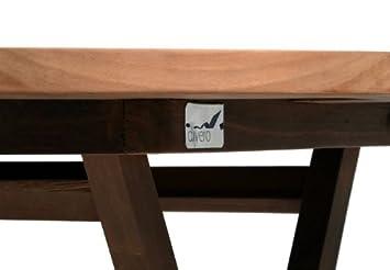DIVERO Gartentisch Balkontisch Tisch Esstisch Holz Teak Klappbar 80 Cm Rund  JavaScript Scheint In Ihrem Browser Deaktiviert Zu Sein Sie M Ssen  JavaScript In ...