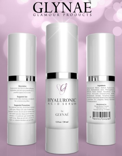 Hyaluronic Acid Serum With Vitamins C, D, E, & A - Drop A Decade & Experience The Best Skin Of Your Life - 100% Natural 1.5% Hyaluronic Acid Liquid Hydration Formula With 15 Powerful Ingredients - Keep Skin Hydrated, Plumped, And Young Looking Day & Night