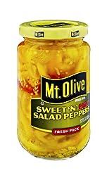 Mt. Olive Peppers Sweet \'N Hot Salad - 12 Pack